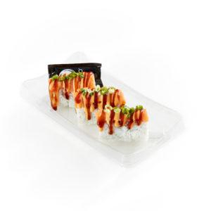 Salmon Lava Roll