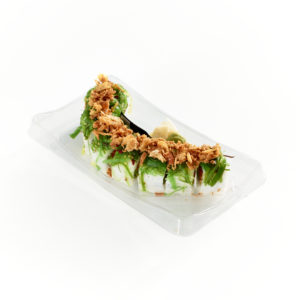Vegetable Green Dragon Crunch Roll