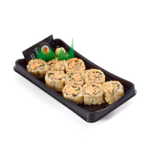 Brown Rice Spicy Cali Roll