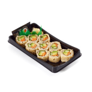 Brown Rice Veg Cali Roll