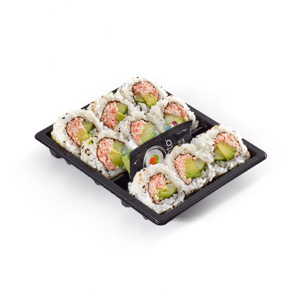US BX CALIFORNIA ROLL