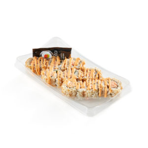 Spicy Cali Roll Brown Rice