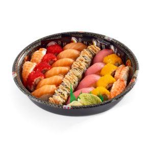 Assorted Maki & Nigiri Platter