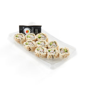 Brown Rice California Roll