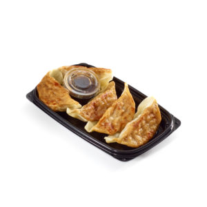 Japanese Pork Dumplings