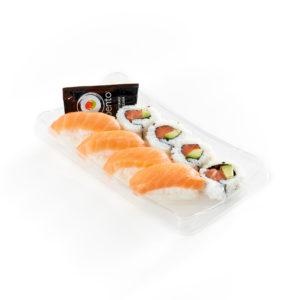 Salmon Samurai Combo