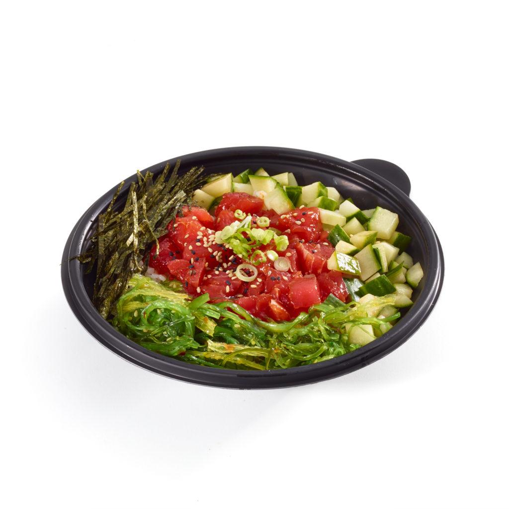 Tuna Poke Rice Bowl
