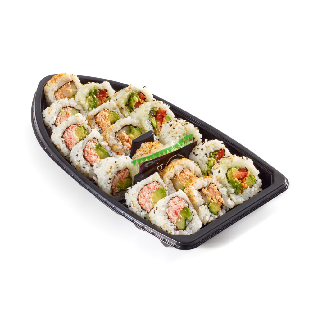 BENTO EXPRESS ASSORTED MAKI BOAT