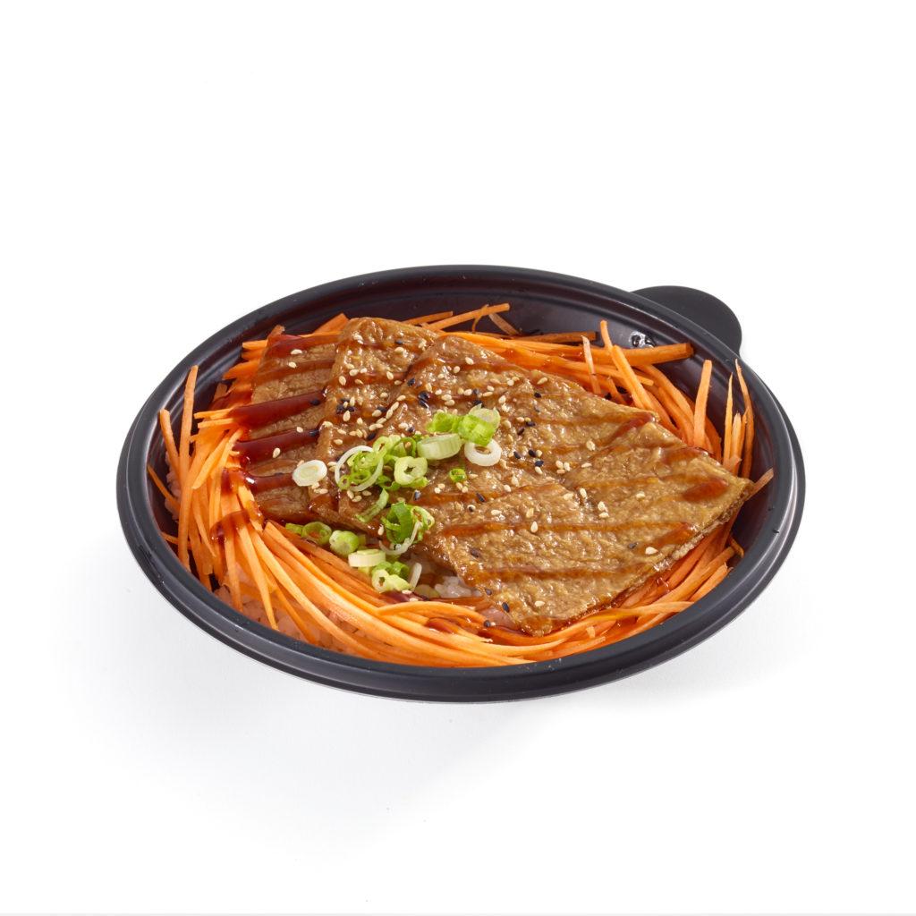 Donburi Tofu