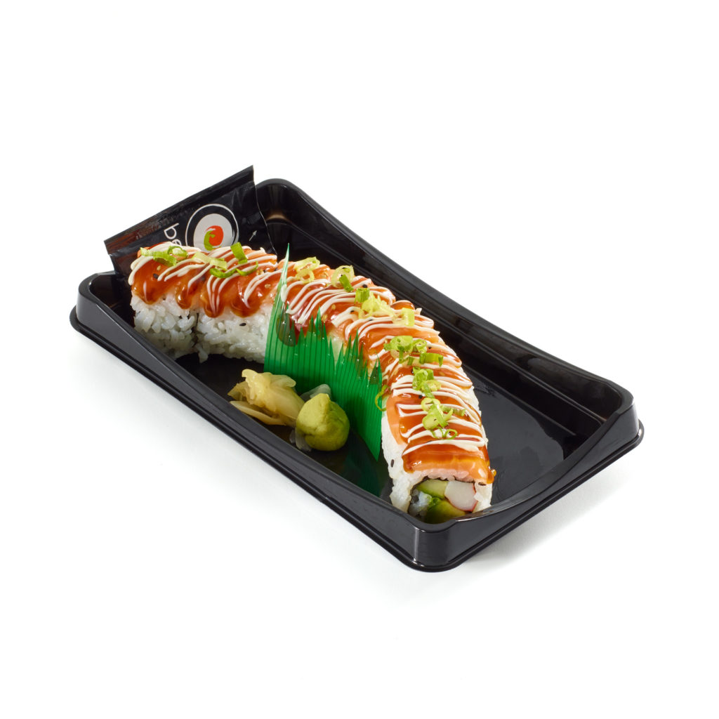 Maple Atlantic Salmon Roll