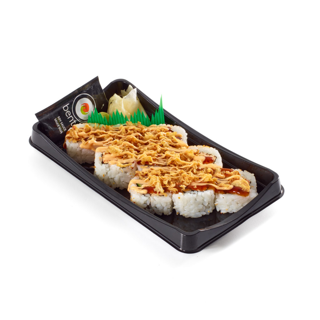 Spicy Cali Crunch Roll