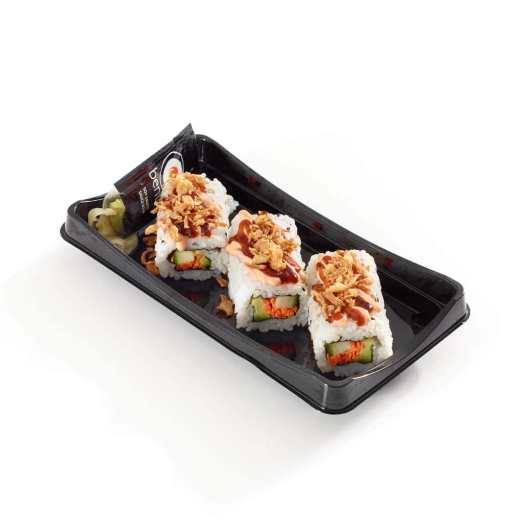 Vege Crunch Roll