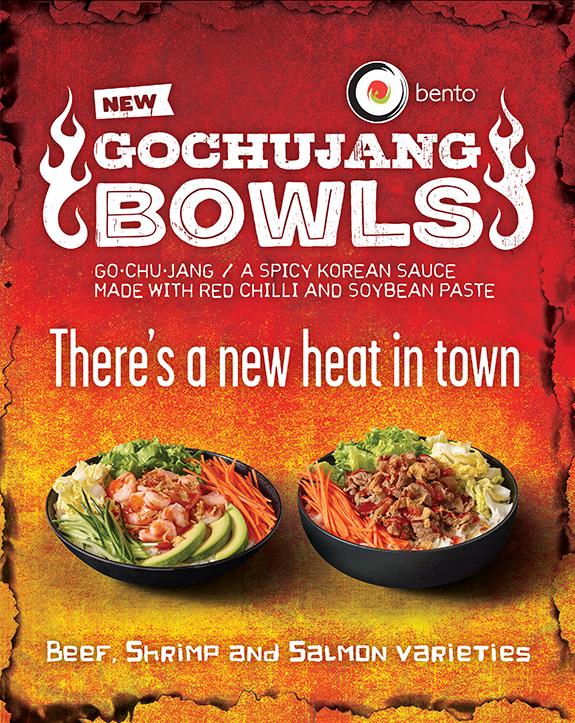 Gochujang Bowls