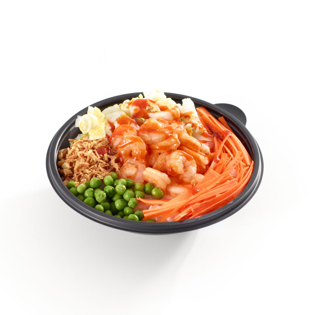 Spicy Korean Shrimp Bowl(DSD)