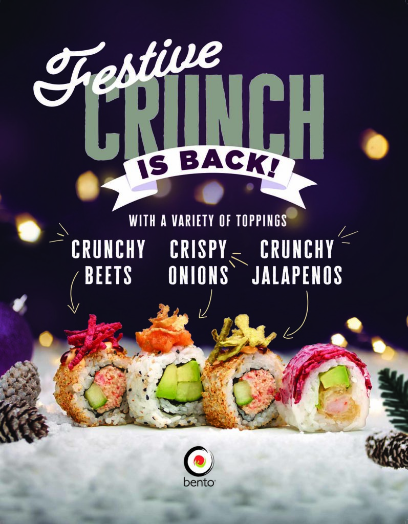 Festive Crunch